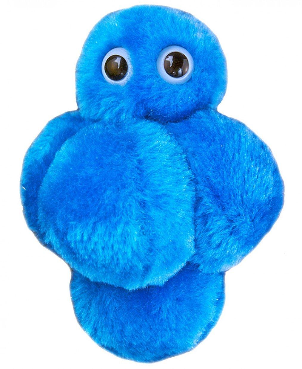 Amazon.com: Giant Microbes Staph (Staphylococcus aureus) Plush Toy: Toys & Games