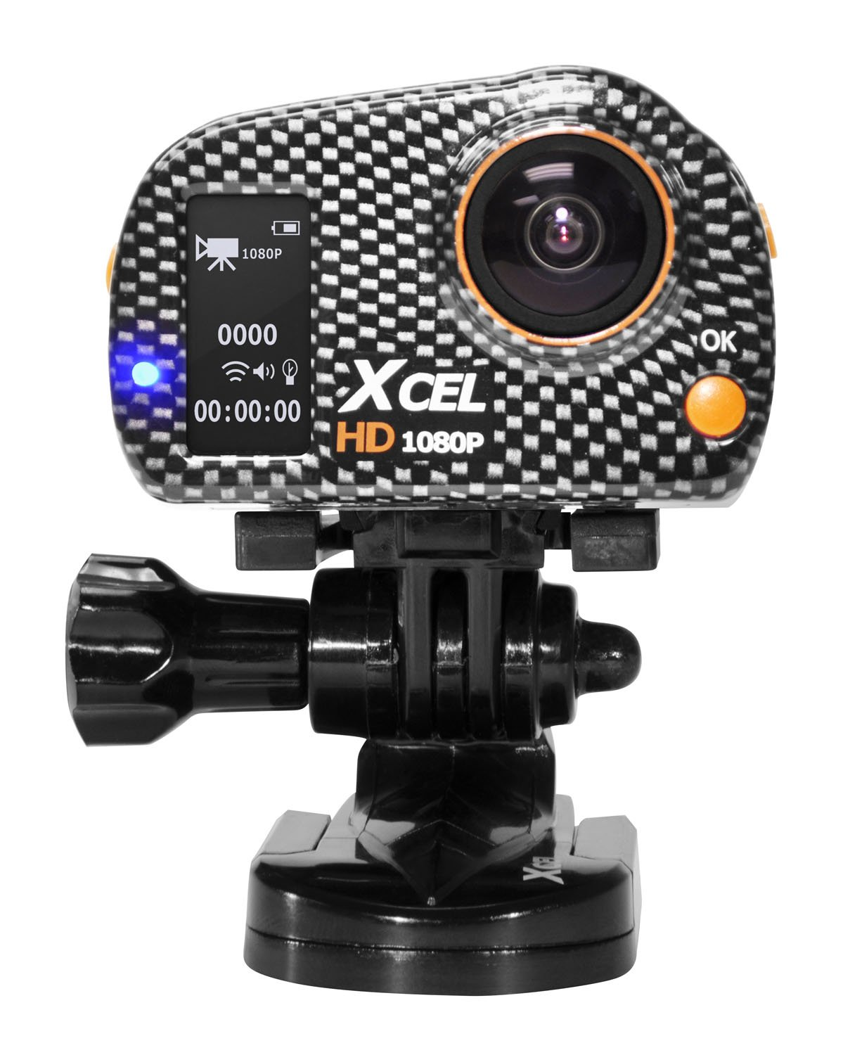 Spypoint XCEL 5MP HD 1080P Sport Edition Wide Angle Lens Wireless Action Video Camera