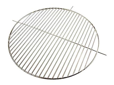 AKTIONA Acero inoxidable parrilla de 44, 5 cm de diámetro ...