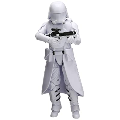 Star Wars The Black Series 6-Inch First Order Snowtrooper: Hasbro: Toys & Games