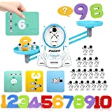 Nueplay Kids Toys for Age 3 4 5 6 7+ Year Old Boys Girls Gifts Space Balance Number STEM Educational Learning Counting Math G
