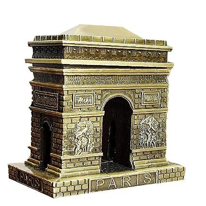 AMOYER Paris Arc De Triomphe Métal Modèle 3D Architecture ...