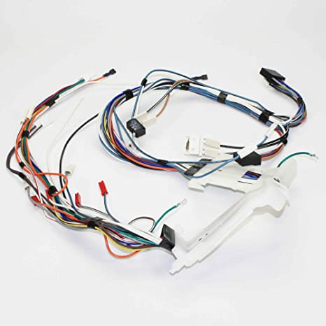 Amazon.com: Whirlpool Part Number 8534932: Wiring Harness ... on cable harness, radio harness, engine harness, nakamichi harness, suspension harness, amp bypass harness, electrical harness, safety harness, oxygen sensor extension harness, battery harness, maxi-seal harness, dog harness, pet harness, obd0 to obd1 conversion harness, alpine stereo harness, fall protection harness, pony harness,