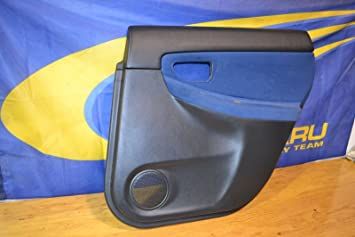 05-07 Subaru Impreza WRX STI Rear Right Door Panel RH Pasenger Side 2005-2007