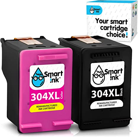 Smart Ink Reemplazo Compatible del Cartucho de Tinta 304XL 304 XL ...