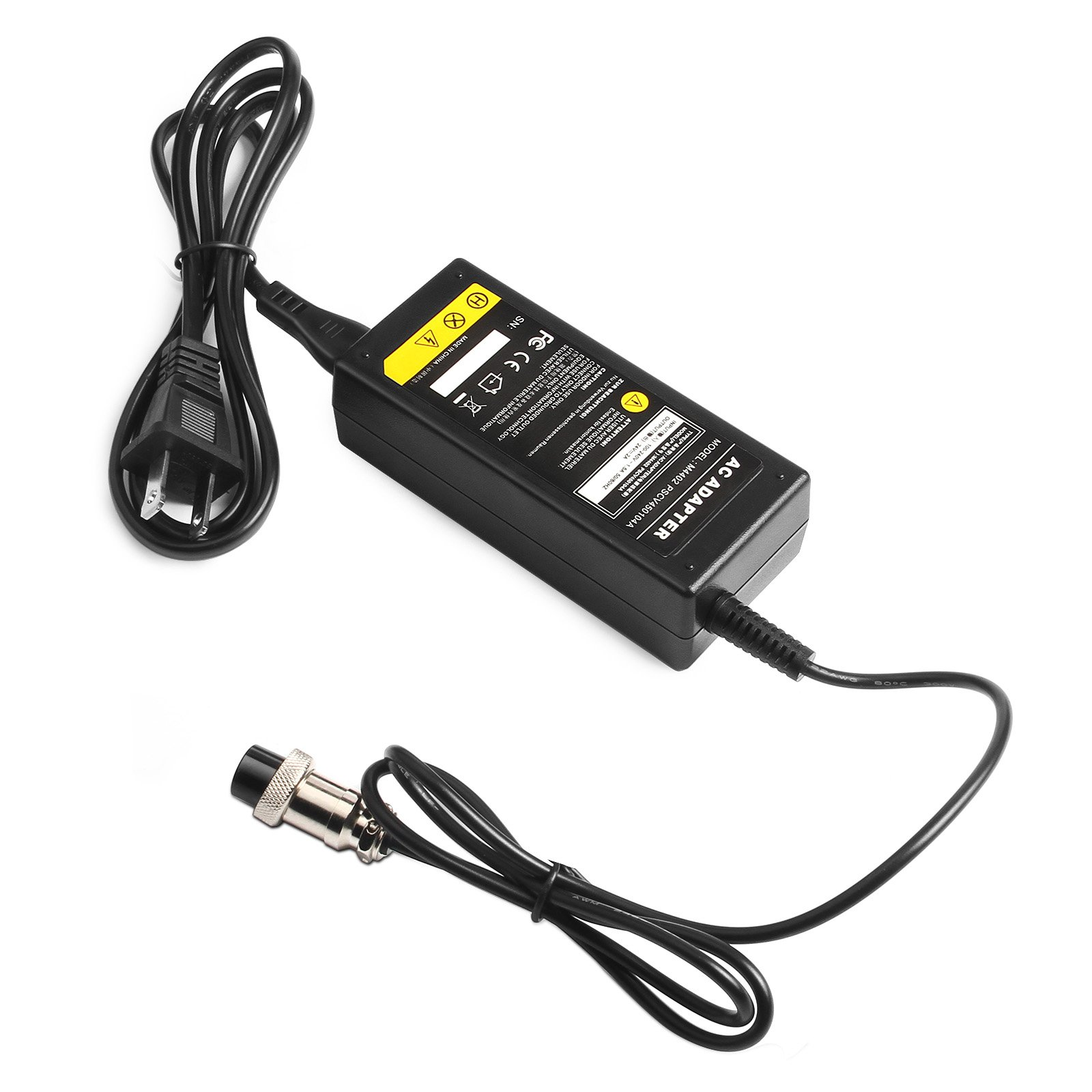 TREE.NB Pack-155 24V 2A Scooter Battery Charger for E-Scooter Freedom 644 Freedom 943 Freedom 961
