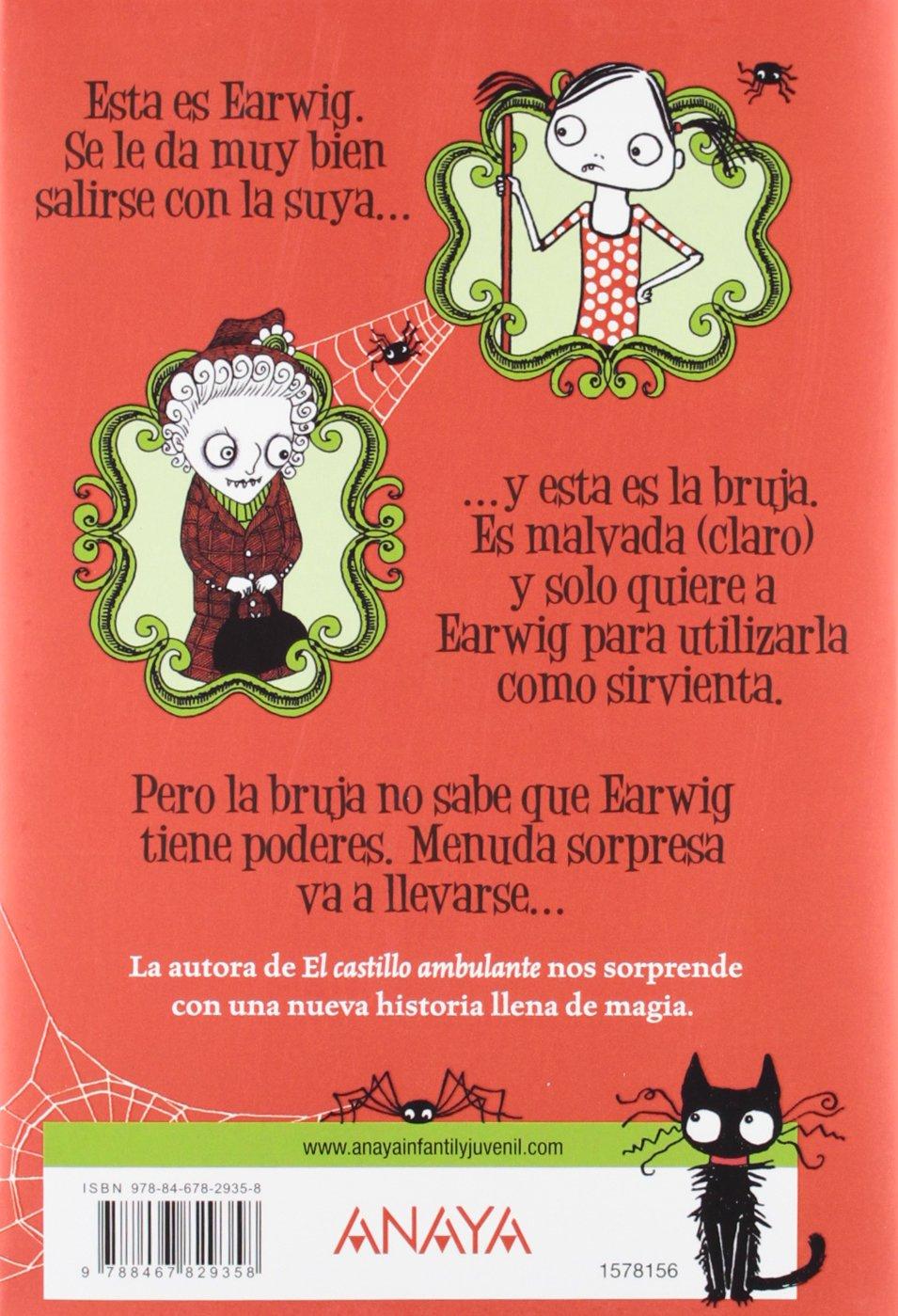 Amazon.com: Earwig y la bruja (Spanish Edition) (9788467829358): Diana Wynne Jones, Marion Lindsay: Books