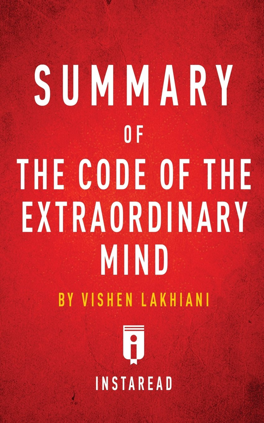 Code of the extraordinary mind the amazon vishen lakhiani summary of the code of the extraordinary mind by vishen lakhiani includes analysis malvernweather Gallery