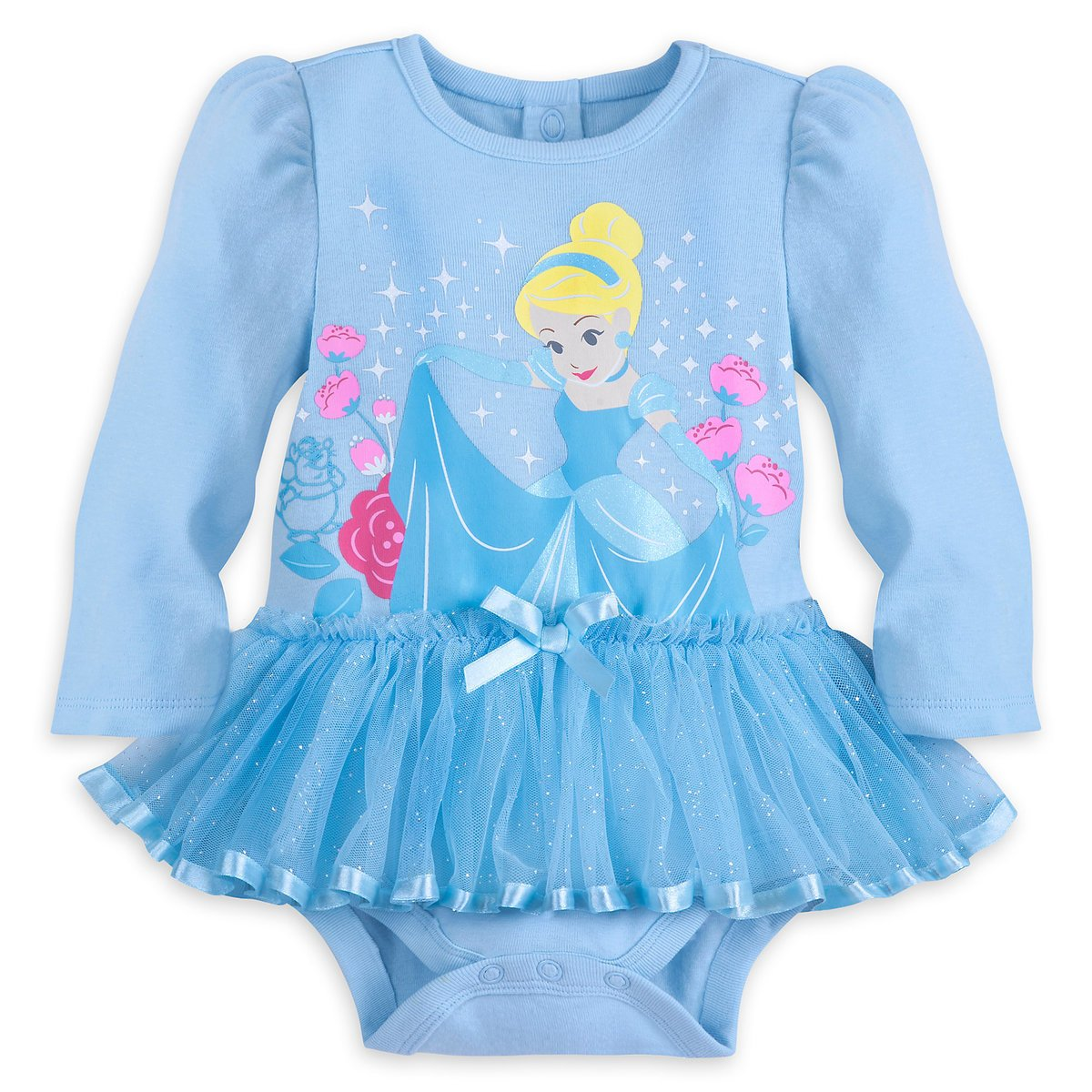 6ff0f12d42fc Amazon.com  Disney Store Cinderella Baby Bodysuit  Clothing