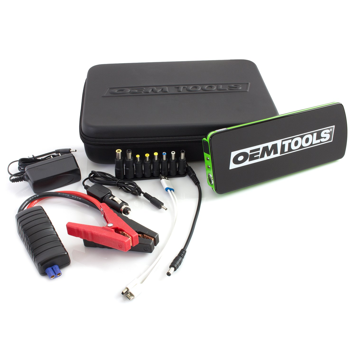 OEMTOOLS 24455 PPS-X Personal Power Source with Smart Jump Cables