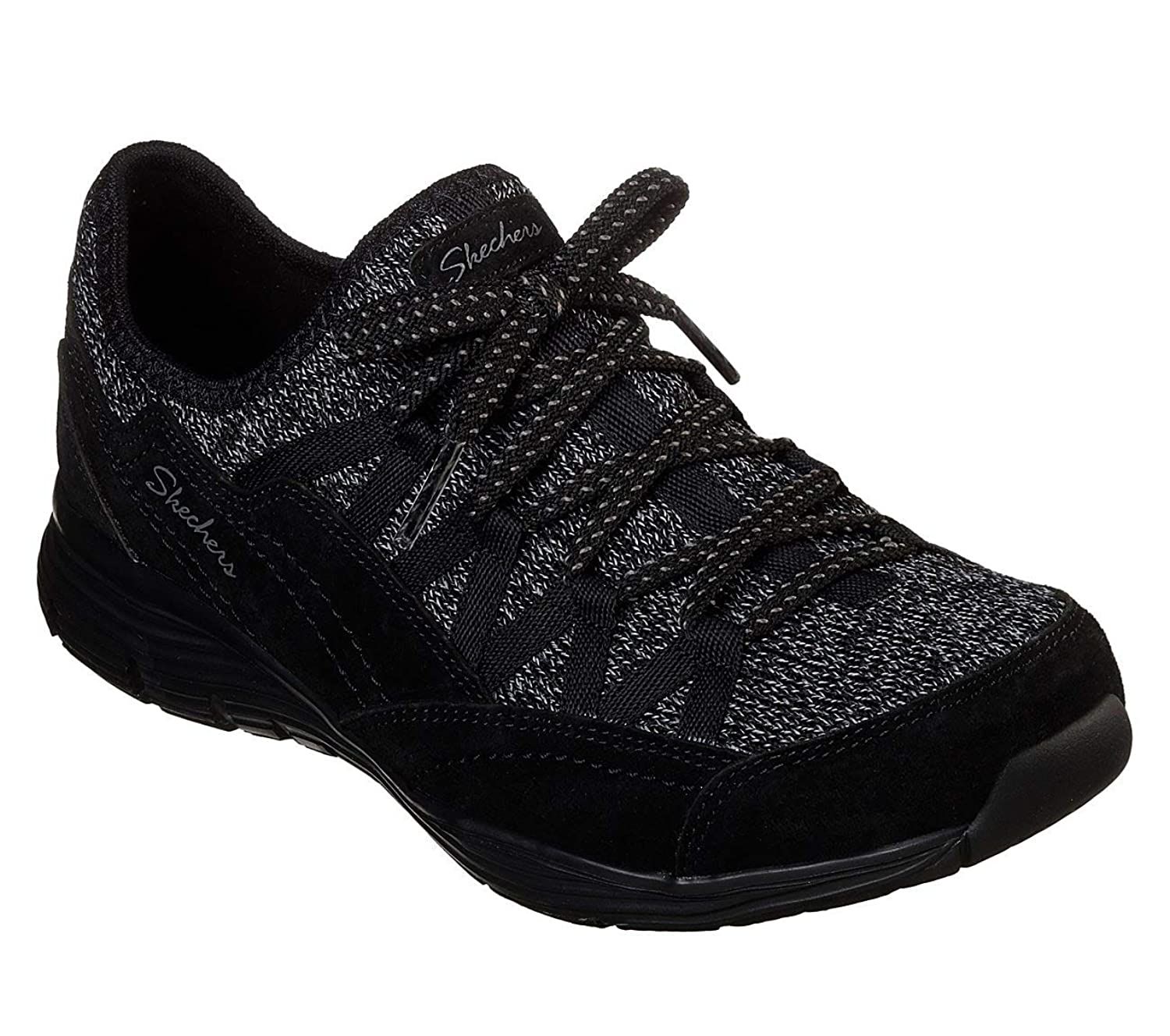 On Fit Slip Line Seager Zip Skechers Women's Quarter Fixed Bow xwHAB7Wqnc