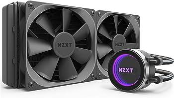 NZXT Kraken X52 240mm All-In-One RGB CPU Liquid Cooler