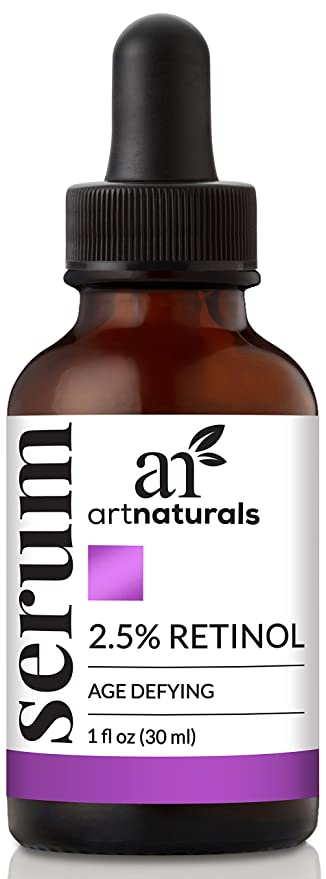 ArtNaturals Sérum De Retinol - (1 Fl Oz / 30ml) - 2.5% Con