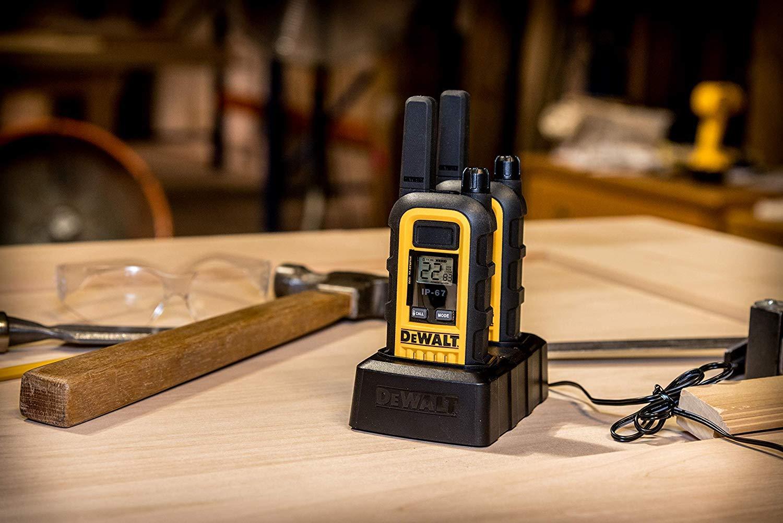 DeWALT DXFRS300 1W Walkie Talkies Heavy Duty Business Two-Way Radios (Pair) by DEWALT (Image #21)