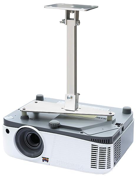 Amazon.com: Soporte de techo para proyector para VIEWSONIC ...