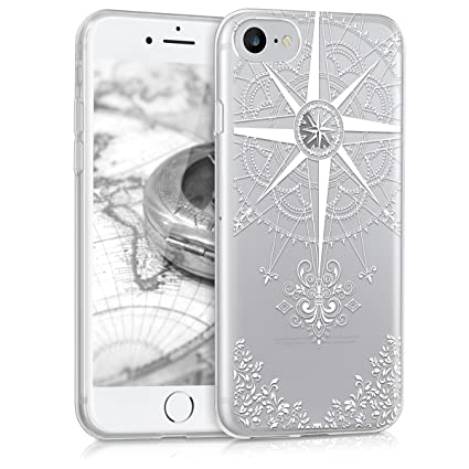 Amazon.com: kwmobile Funda para Apple iPhone 7/8 - TPU ...