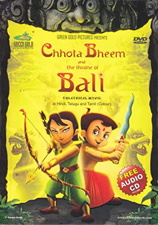 Chhota Bheem and the throne of Bali movie hd video songs free download