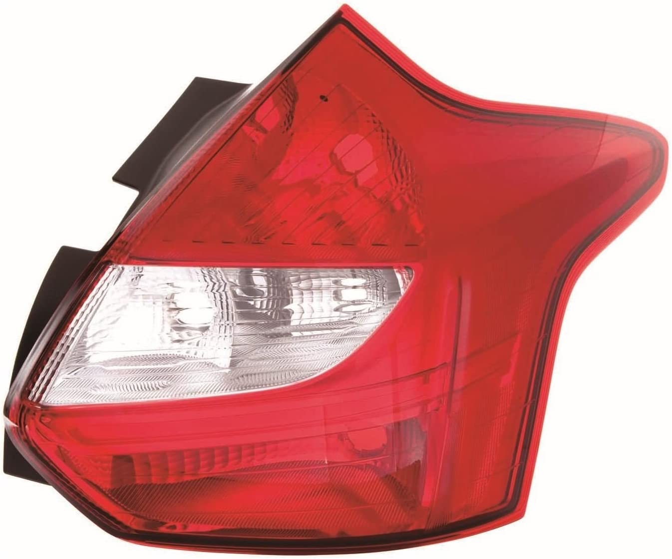 Focus Mk3 2011-2015 Hatchback Rear Tail Light Lamp O//S Drivers Right