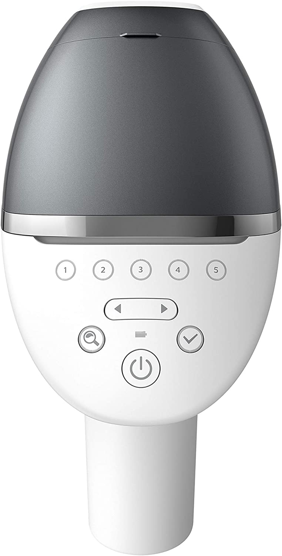 Philips Lumea BG9041/00 - Depiladora Luz Pulsada para Hombres, la Depilación Permanente del Vello Visible en Casa: Amazon.es: Salud y cuidado personal