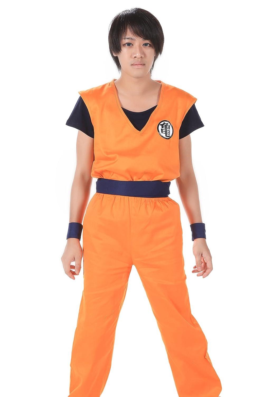 entrega gratis Small     EU 46 De-Cos CosJugar Costume Kakarojo Son Goku Training Uniform Set V1  grandes precios de descuento