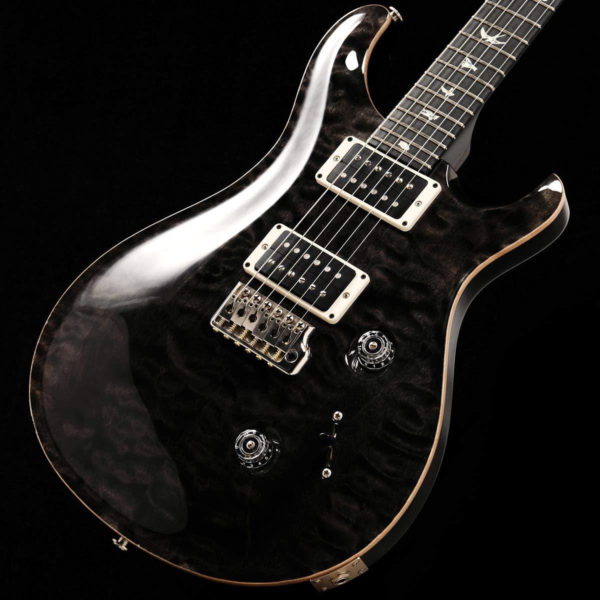 Paul Reed Smith / 2017 Custom 24 Quilt Gray Black EbonyFingerboard B07P9XK9GJ