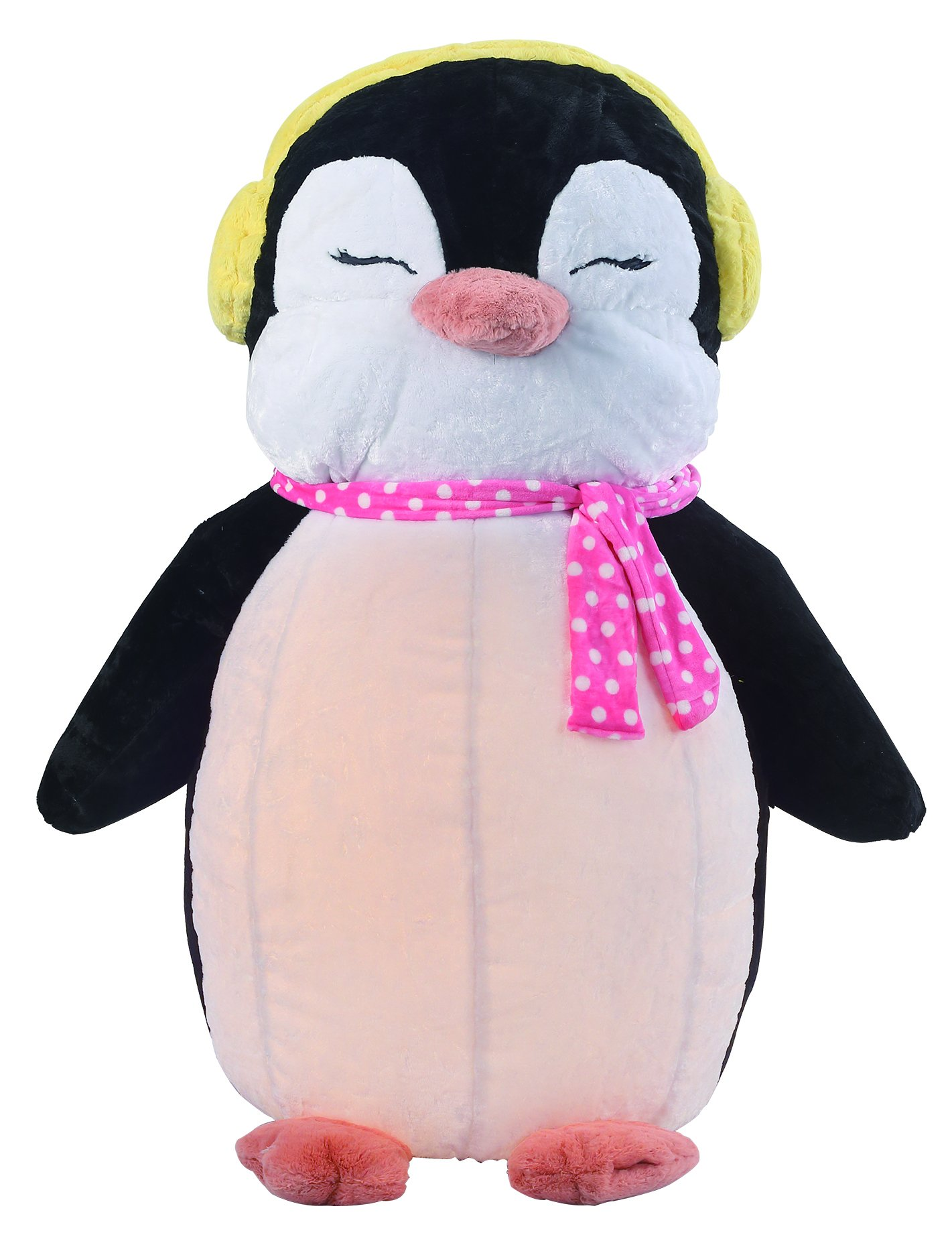 VIDAMORE 5FT Tall Christmas Inflatable Penguin Lawn Yard Garden outdoor decoration