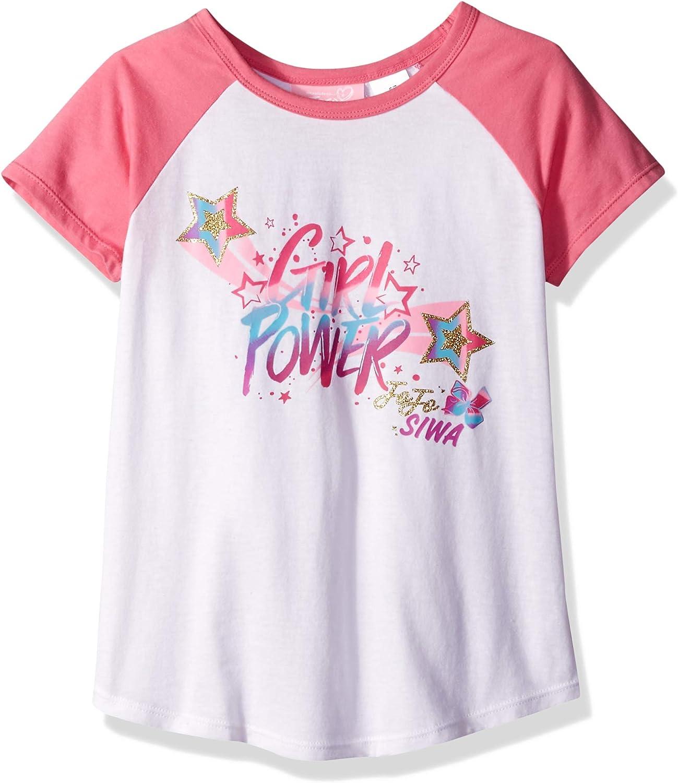 JoJo Siwa Girls T Shirt 2 Pc Short Sleeve Graphic Tee