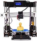 bq Kit Prusa I3Hephestos Impresora 3d, 3D Drucker A8 Hölzern, 1