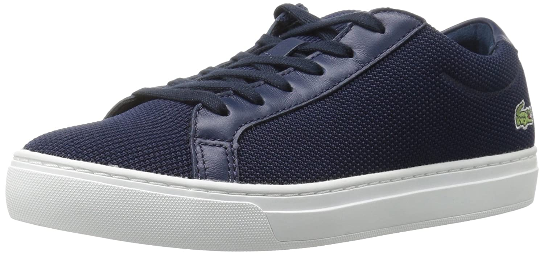 Lacoste Women's Fashion Sneaker B01M09LWCP 7.5 B(M) US|Navy