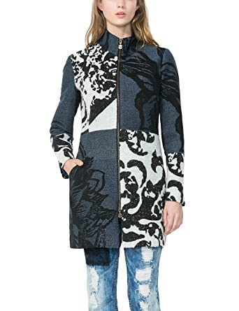 Manteau desigual femme 38