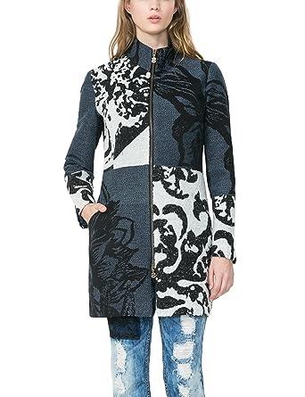 Desigual Women 's Abrig meredith Coat B01DU3WDZS