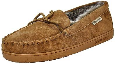 a32fff2bd70 Amazon.com | BEARPAW Men's Moc Ii | Loafers & Slip-Ons