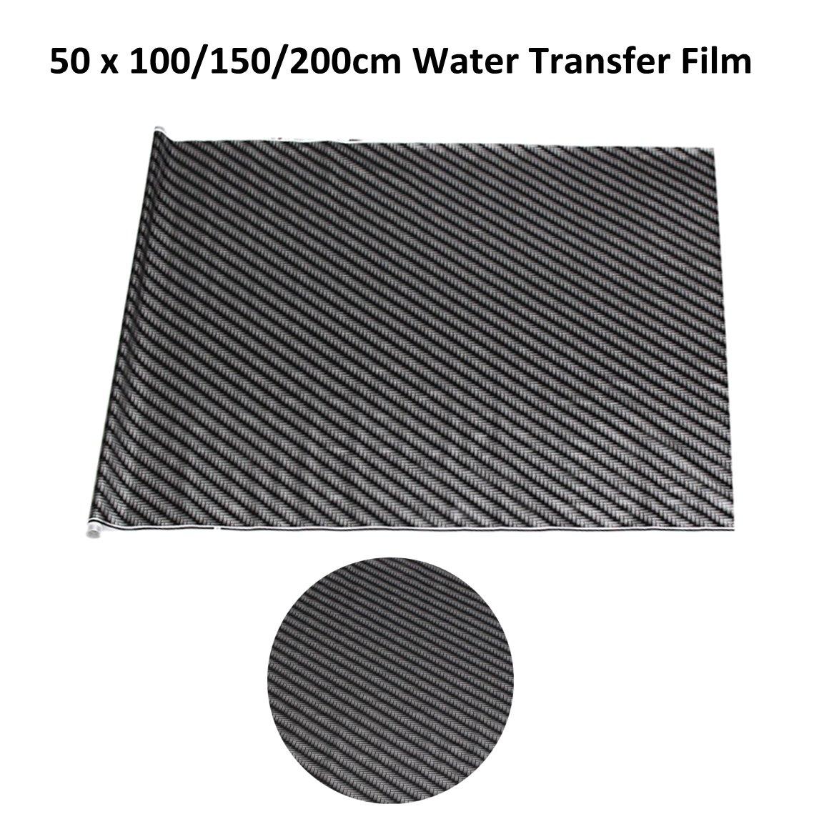 ChaRLes Pel/ícula de impresi/ón de inmersi/ón de inmersi/ón hidro sumergida de transferencia hidr/áulica de agua de 50Cm Pva 100Cm