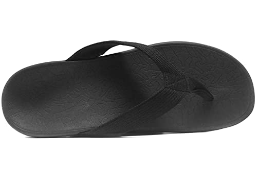 d06ec6d0bf2a Image Unavailable. Axign Womens Comfortable Supportive Orthotic Flip Flops  ...