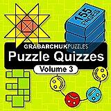 Puzzle Quizzes Volume 3
