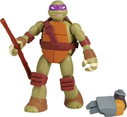 Amazon Com Teenage Mutant Ninja Turtles Mix Match Donatello