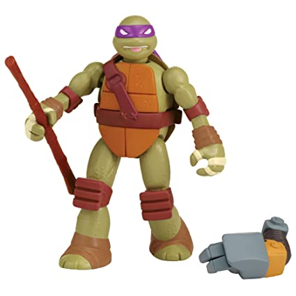 Teenage Mutant Ninja Turtles Mix and Match Don: Amazon.es ...