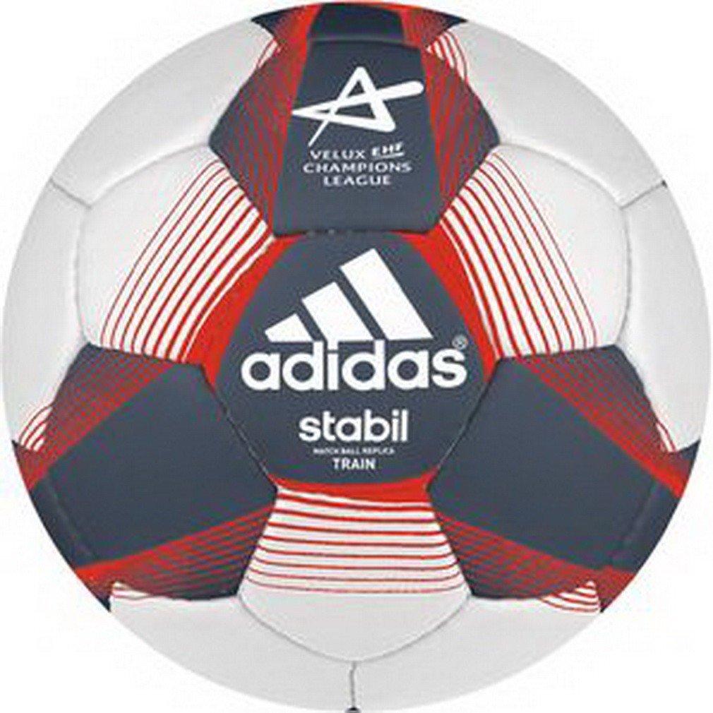 adidas Pallone da Calcio Stabiltrain Size 3 Blu Navy M62075_NAVY-3