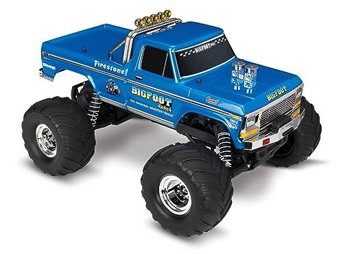 Traxxas Bigfoot RC Car