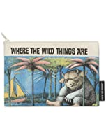 Out of Print Where the Wild Things Are Pouch Natural