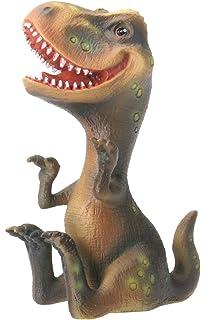 Light Color Baby Plesiosaurus Dinosaur Figurine Statue Decor