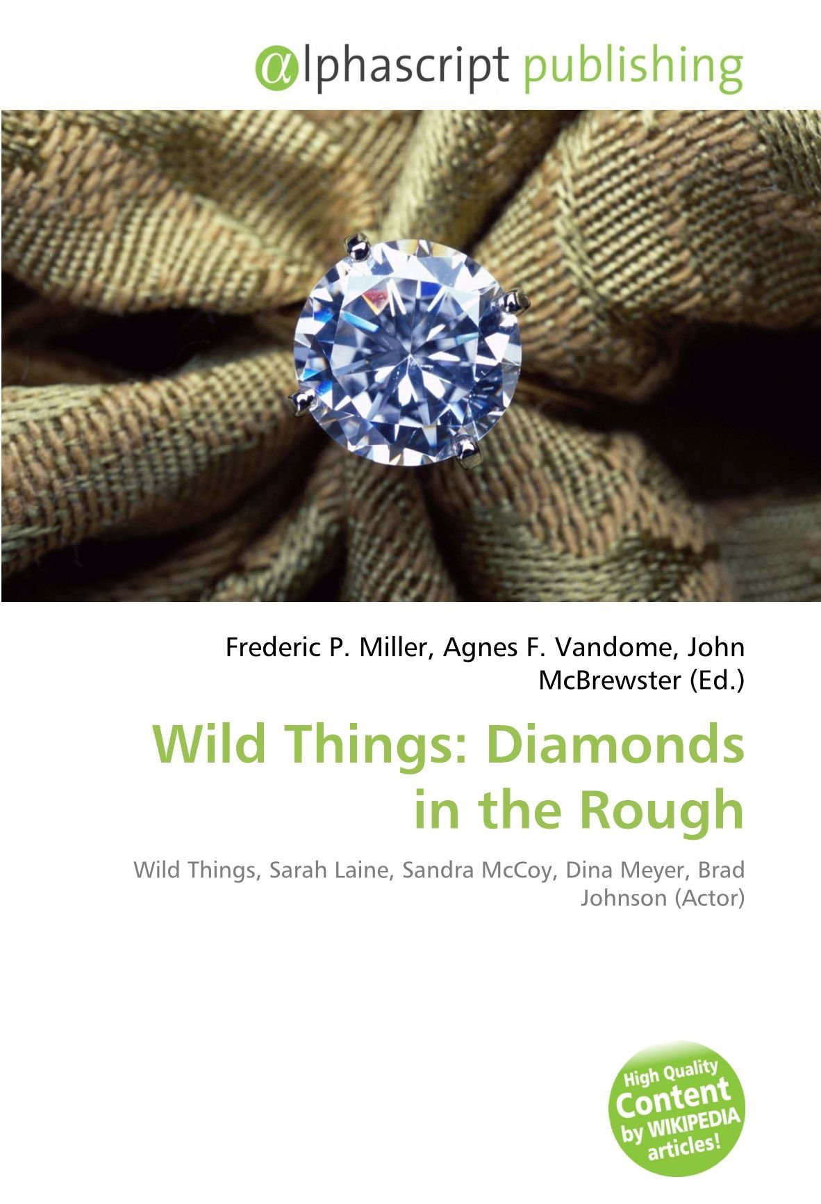 Wild Things: Diamonds in the Rough: Wild Things, Sarah Laine ...