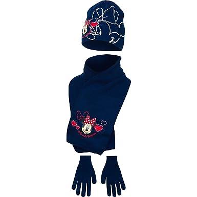 Amazon.com  Disney Minnie Mouse Childrens Girls Winter Hat 86aa2dbb970f