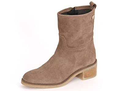 outlet store 760c8 b7224 Tommy Hilfiger Stiefelette | Florence 2B - Beige, Farbe ...