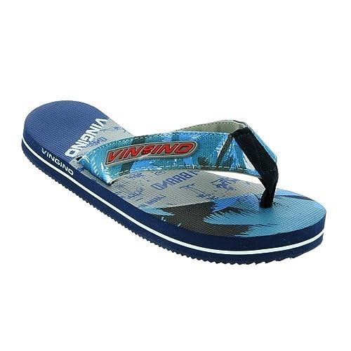 Vingino shoes - Mocasines para niño, color azul, talla 37: Amazon.es: Zapatos y complementos