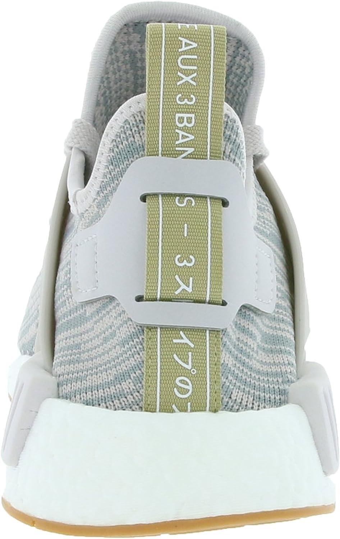 adidas Damen NMD_r1 Primeknit Sneaker Violett