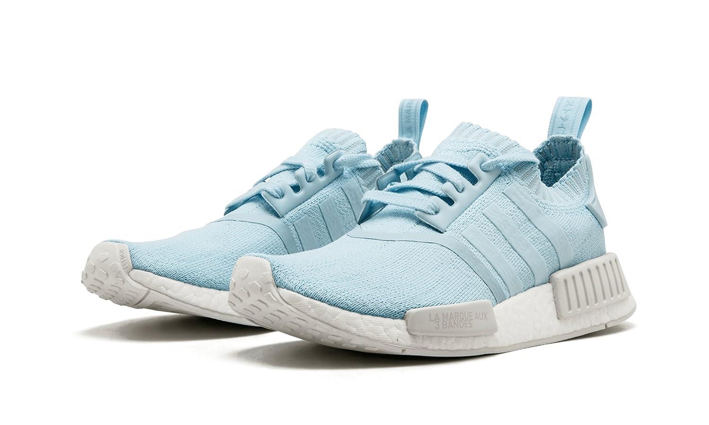 adidas Originals Women's NMD_r1 W Pk Sneaker B0772MKZ27 5 B(M) US|Ice Blue/Ice Blue/White