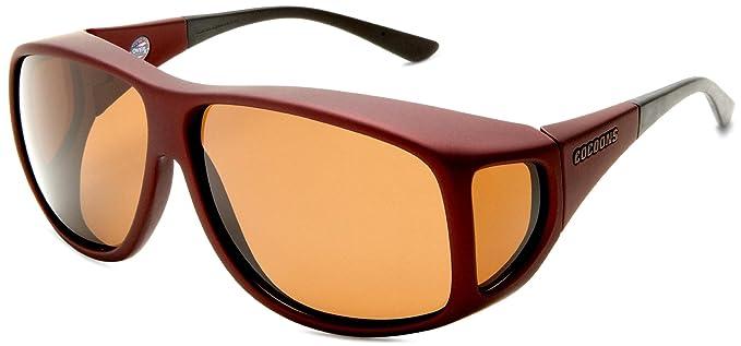 e793da40cd Amazon.com  Cocoons XL-Aviator Over-Prescription SC208A Sunglasses ...