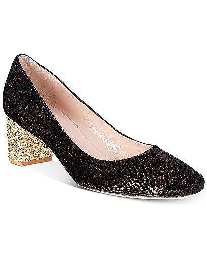 7452c443b61 Amazon.com  Kate Spade New York Dolores Too Block-Heel Pumps