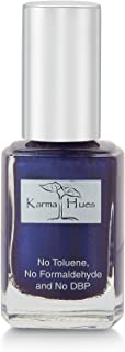 product image for Karma Organic Natural Nail Polish-Non-Toxic Nail Art, Vegan and Cruelty-Free Nail Paint (MOONLIT OCEAN)